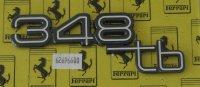 """""""348TB""""マーク リアエンブレム(348)"""