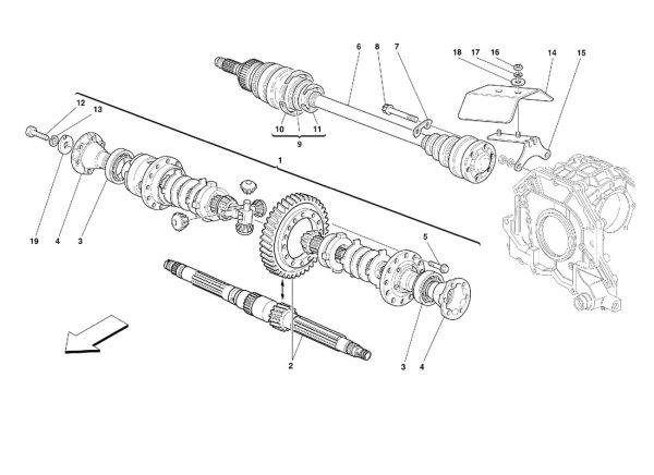 画像1: 009 プロテクション・リプレースメント・セット/355(2.7 Motronic)