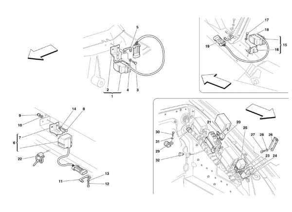 画像1: 015 コンプリート・リア・バーチカル・アクセラレーション・センサー/360 チャレンジ ストラダーレ